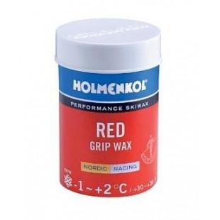 bežecký Grip červený +2/-1 stC