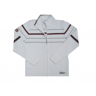 York m/jacket white Men