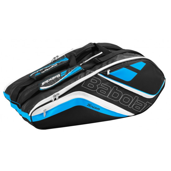 Team Racket Holder x12 blue