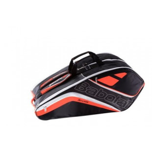 Team Racket Holder x12 fluored