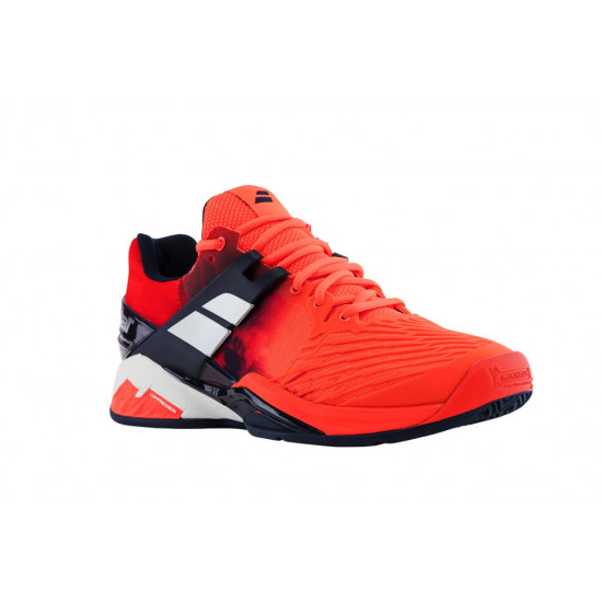 PROPULSE FURY CLAY fluo/red