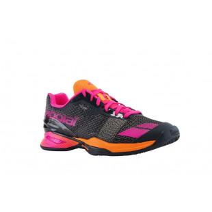 JET CLAY W grey/orange/pink