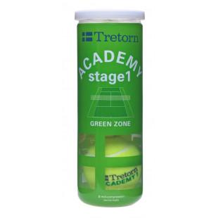 Academy Green x3