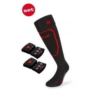 LENZ SET - vyhrievané ponožky