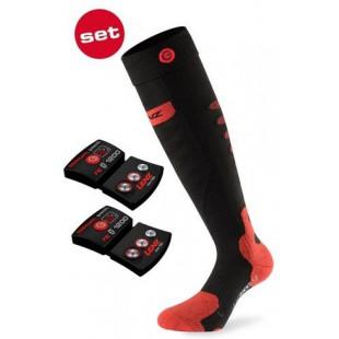 LENZ SET 5.0 - vyhrievané ponožky