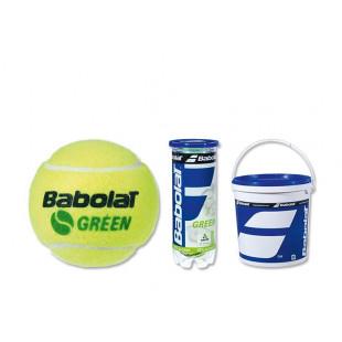babolat  GREEN  lopty x72
