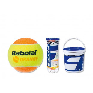 babolat  ORANGE lopty x3