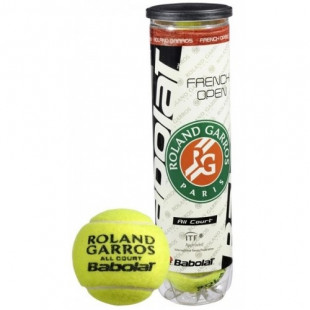 French Open All Court lopty x4