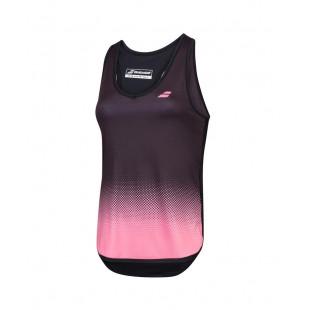COMPETE TANK TOP black/pink
