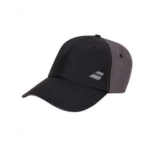 BASIC LOGO CAP black/black