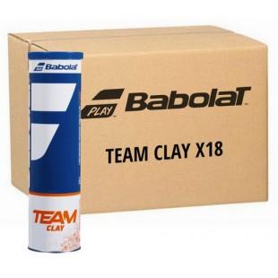 TEAM Clay lopty x4